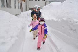 福島スキー2