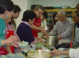 ワールドクッカリー ベラルーシ料理①20071112